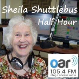 Sheila Shuttlebus Half Hour