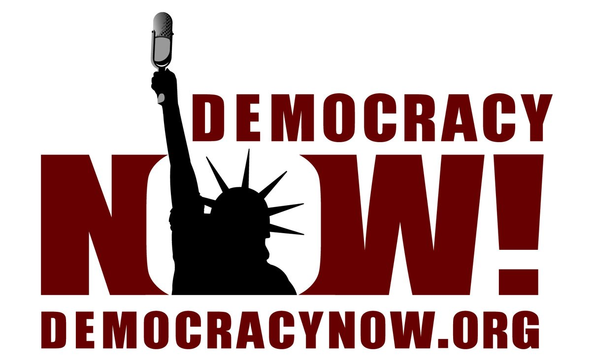 Democracy Now! on Saturday