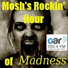 Mosh's Rockin' Hour of Madness