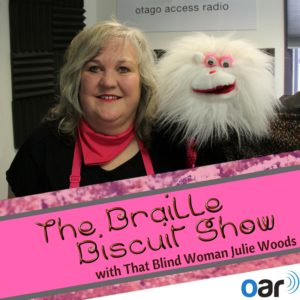 The Braille Biscuit Show
