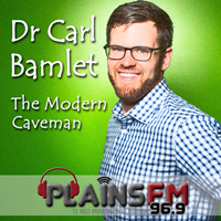 Dr Carl Bamlet - The Modern Caveman