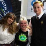 Young Leaders Host Radio Show